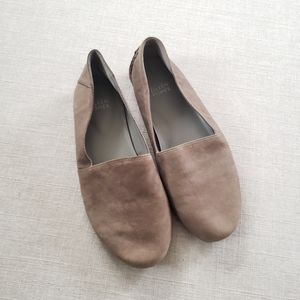 Eileen Fisher Leather Loafer Flats